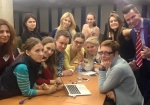 The general Producer of «AVK production» Olga Volodina held a master class in the school of the First television channel.
